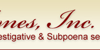Robert L. Jones, Inc., Investigative & Subpoena Services